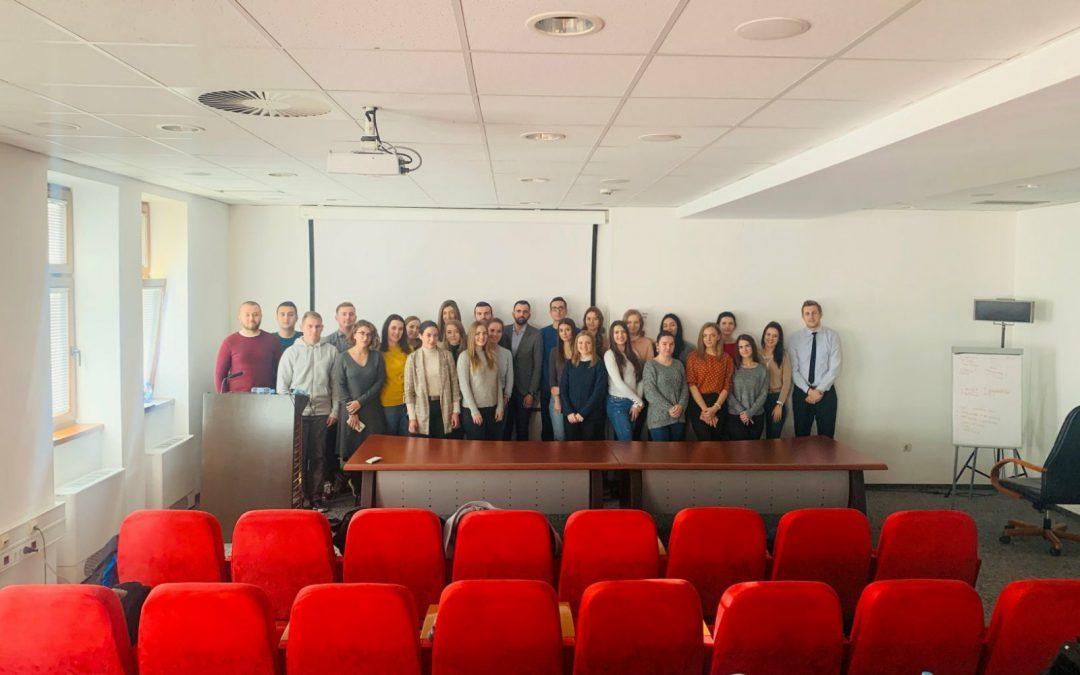 AS Akademija ugostila studente Fakulteta za saobraćaj i komunikacije