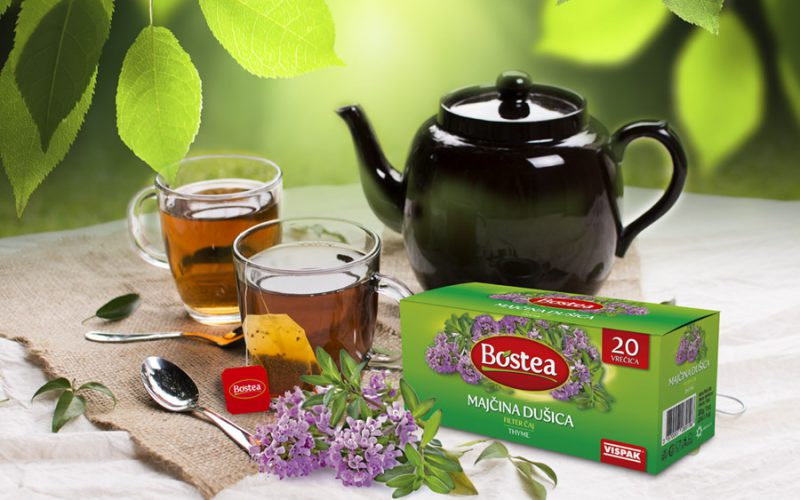 "Vispak na tržište plasirao novi čaj ""Bostea"""