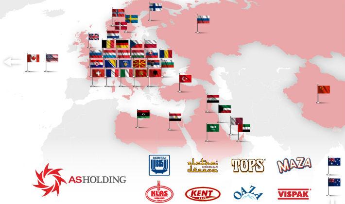 Rekordan izvoz AS Holdinga u prošloj godini