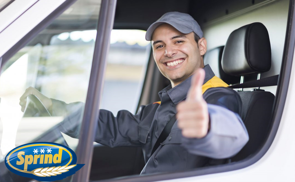 Vozač – dostavljač (m/ž)