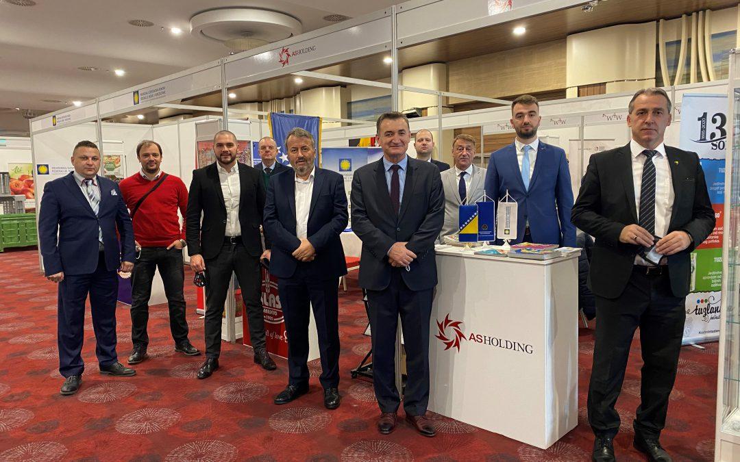 AS Holding predstavio svoje proizvode na Sajmu 'AGROKOS 2020' u Prištini